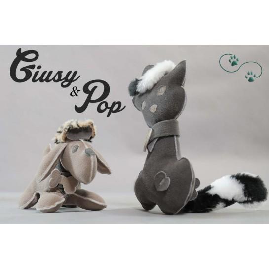 Jouet pour chien Giusypop