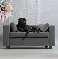canap pour chien chat design coussin orthop dique. Black Bedroom Furniture Sets. Home Design Ideas