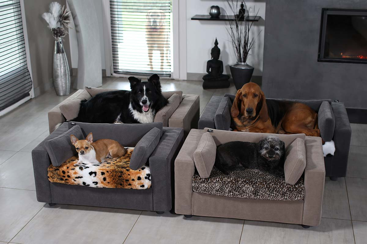 canap pour chiens et chats armonia galerie. Black Bedroom Furniture Sets. Home Design Ideas