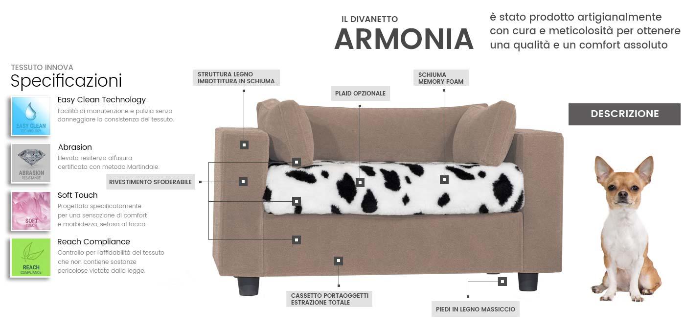 Cucce Design Per Cani cuccia di lusso per cani e gatti, originale, comoda e funzionale
