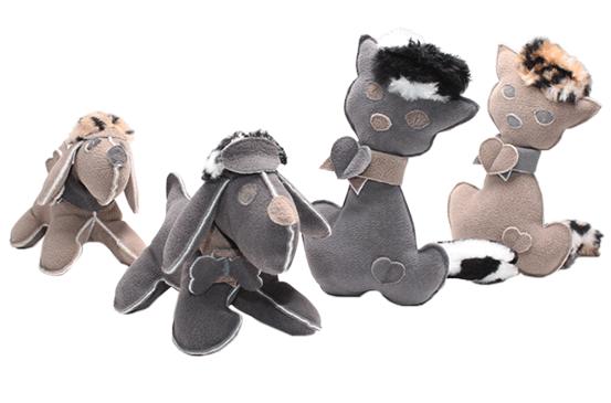 giocattoli cane aiuto animali