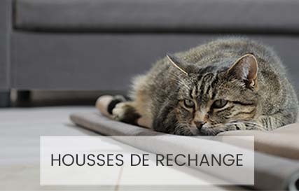 Housses lit luxe chiens chats Armonia