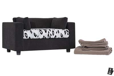 couchage chien luxe couchage chat confort